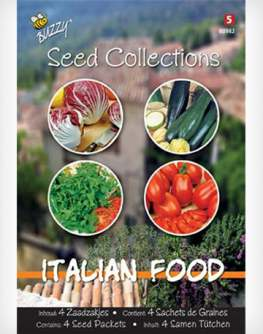 Buzzycollectionitalianfood